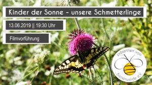 Filmabend: Kinder der Sonne - Unsere Schmetterlinge (EINTRITT FREI) @ Pfannenzauber | Aachen | Nordrhein-Westfalen | Deutschland